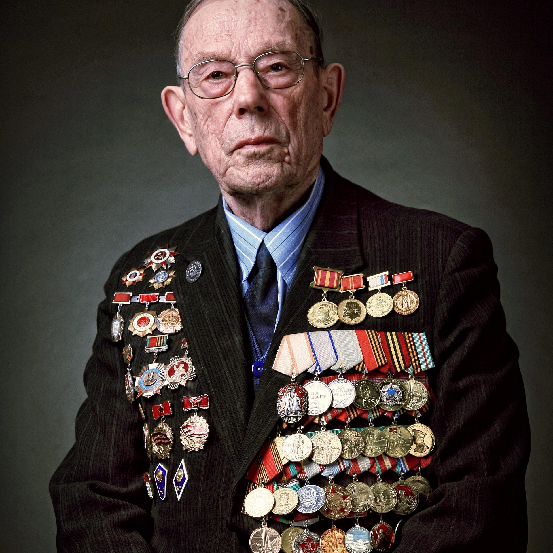 Лебедев Борис Петрович