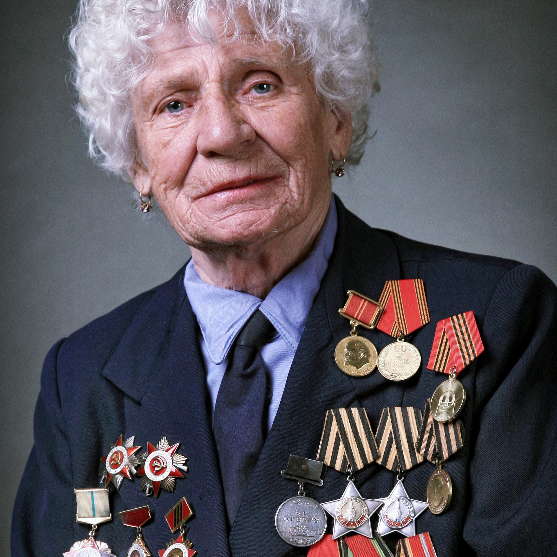Шилина Тамара Николаевна